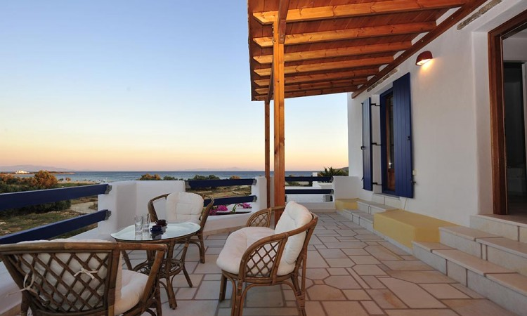 Holiday Houses Paros